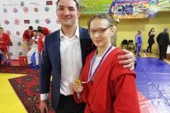Мямникова А., Насыров Е - старший тренер сборной РФ