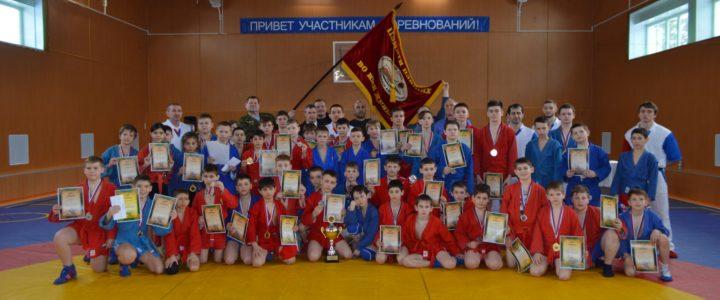 Городской турнир прошел в Стрежевом