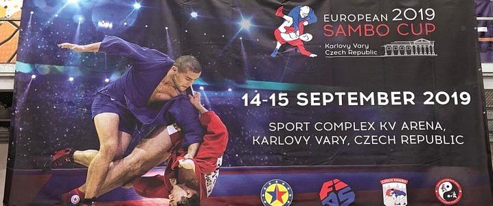 Сергиевская Виктория обладательница кубка Европы по самбо