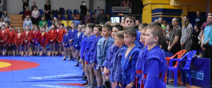 Самбисты Томской области открывают соревновательный сезон 2020 года